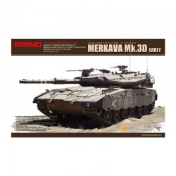 MERKAVA MK.3D EARLY, 1/35