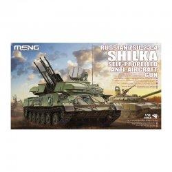 Russian ZSU-23-4 Shilka...