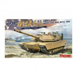 USMC M1A1 AIM/U.S. Army...