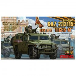 Russian GAZ 233115...
