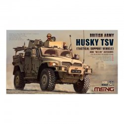British Army Husky TSV, 1/35