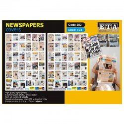 Newspapers - covers / pages