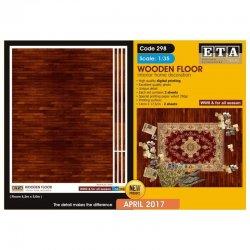 Wooden floor