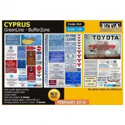 Cyprus - Green Line -...