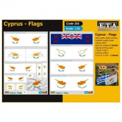 Cyprus - Flags