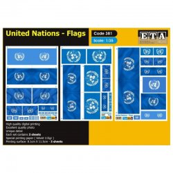 United Nations - Flags