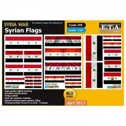 SYRIA - Flags