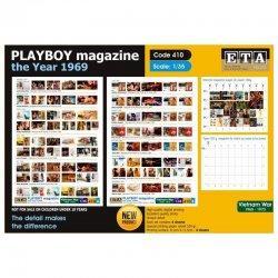 PLAYBOY - magazine 1969