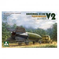 V-2 ROCKET+ VIDALWAGEN +...