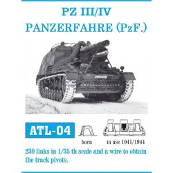 PZ III/IV / PANZERFAHRE...
