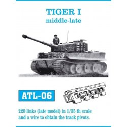 TIGER I middle-late 1/35...