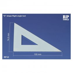 Right angle tool D