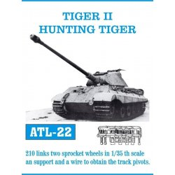 TIGER II / HUNTING TIGER...