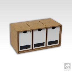 Drawers Module x3