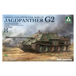 Jagdpanther Ausf.G2 - full...