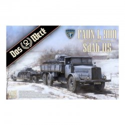 Faun L900 incl. Sd.Ah.115,...