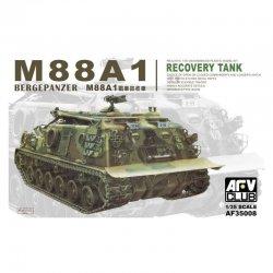 Bergepanzer M88A1, 1/35