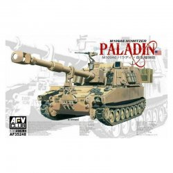 "M109A6 Howitzer ""Paladin"",..."