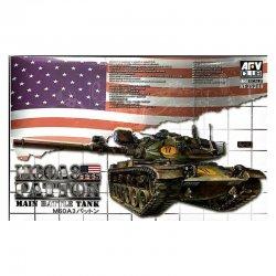M60A3 / TTS, 1/35