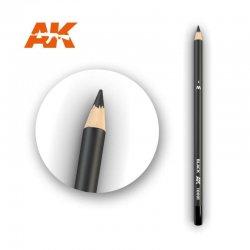 Black Watercolor Pencil 1pc