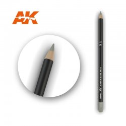 Concrete Marks Watercolor Pencil 1pc