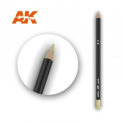 Buff Watercolor Pencil 1pc