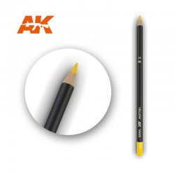 Yellow Watercolor Pencil 1pc
