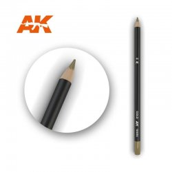 Gold Watercolor Pencil 1pc