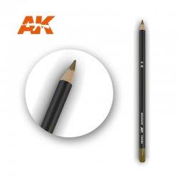 Bronze Watercolor Pencil 1pc