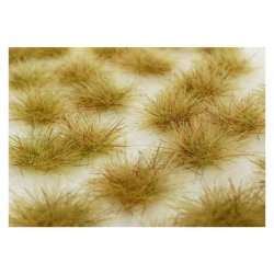 Two coloured tufts Beige