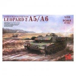 Leopard 2 A5/A6 3 in1, 1/35