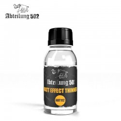 MATT EFFECT THINNER  ABT112