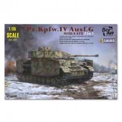 Pz.kpfw. IV Ausf. G...