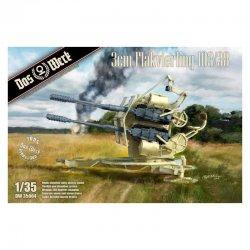 3cm Flakvierling 103/38, 1/35 | Das Werk DW 35004