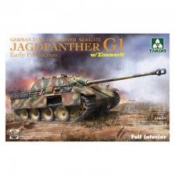 Jagdpanther G1 early...