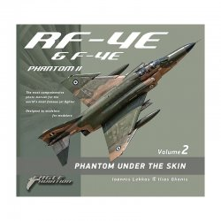 RF-4E & F4E Phantom Under The Skin Volume 2 | Eagle Aviation