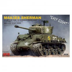 Sherman M4A3E8 Easy Eight,...