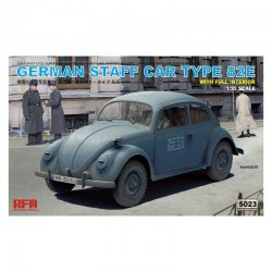GERMAN STAFF CAR TYPE 82E,...
