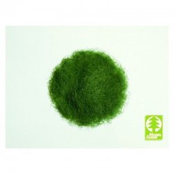 Grass-Flock 6,5 mm - Green 50g
