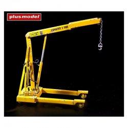 U.S. workshop crane, 1/35