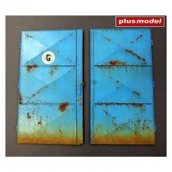 Workshop doors, 1/35