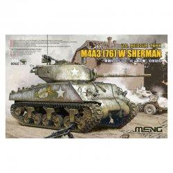 M4A3 (76) W Sherman, 1/35