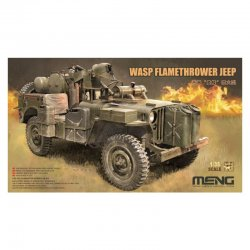 WASP Flamethrower Jeep, 1/35
