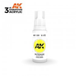 White 17ml - 3rd Gen...
