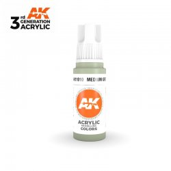 Medium Grey 17ml - 3rd Gen...