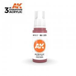 Magenta 17ml - 3rd Gen Acrylic AK Interactive AK11067