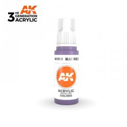 Blue Violet 17ml - 3rd Gen Acrylic AK Interactive AK11070