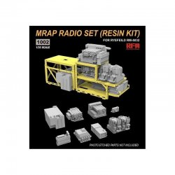 MRAP Radio Set (Resin Kit),...
