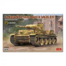 Pz.kpfw.Vi [7.5cm] Ausf.b...