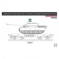 Jagdpanther G1 Early w/...
